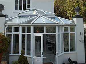 conservatory window film London, UK