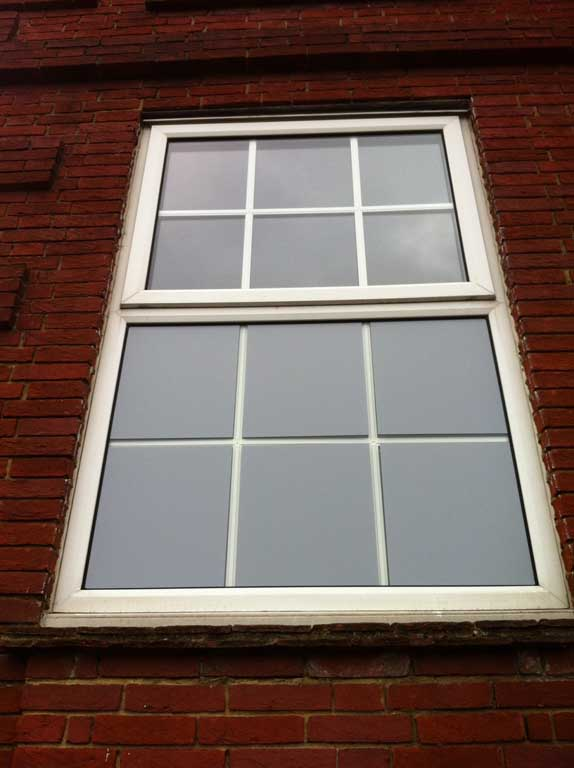 office window tinting Liverpool
