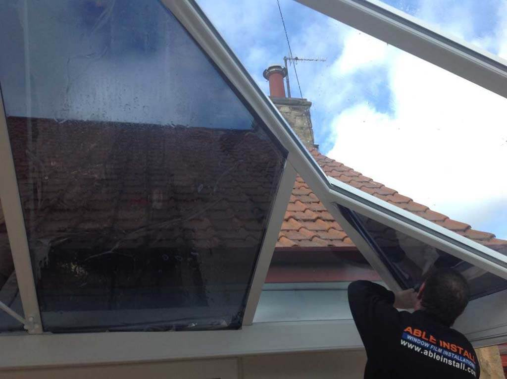 conservatory heat reduction film London
