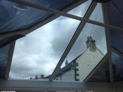 conservatory roof film UK