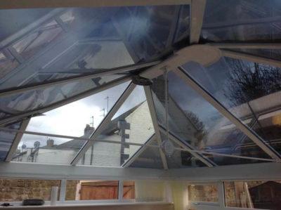 conservatory window tint film