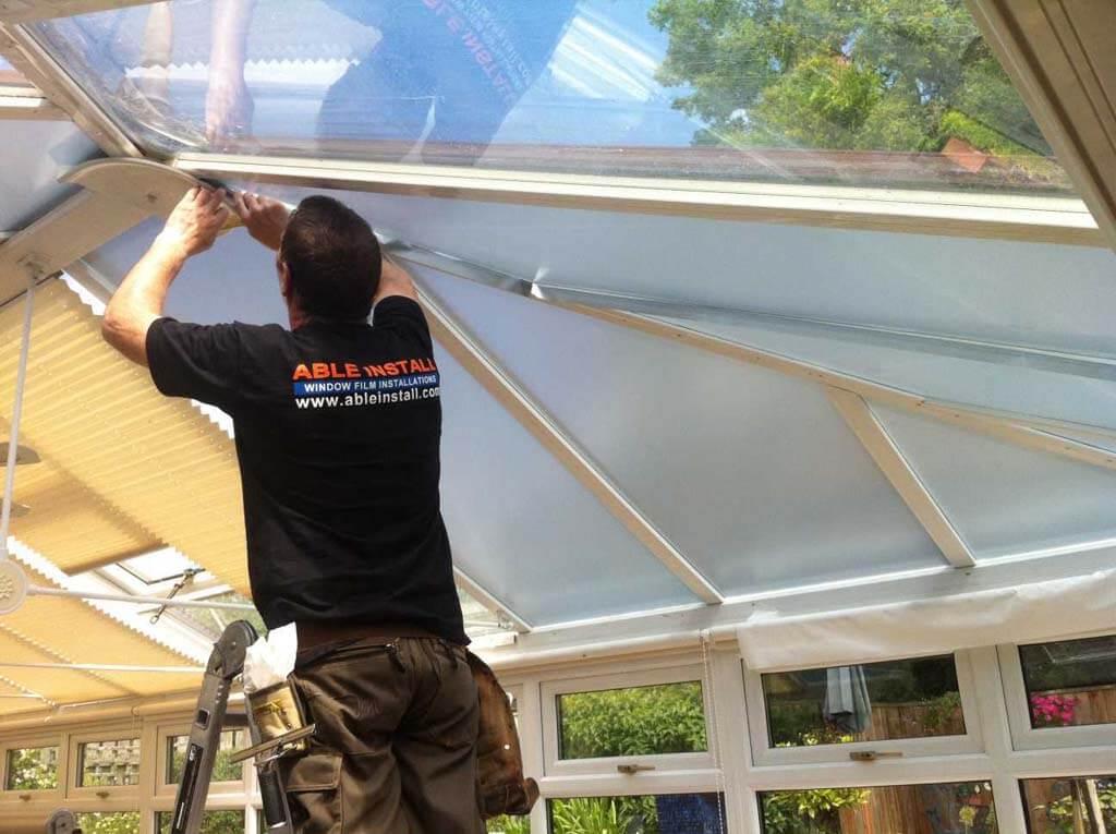 solar window film installers London