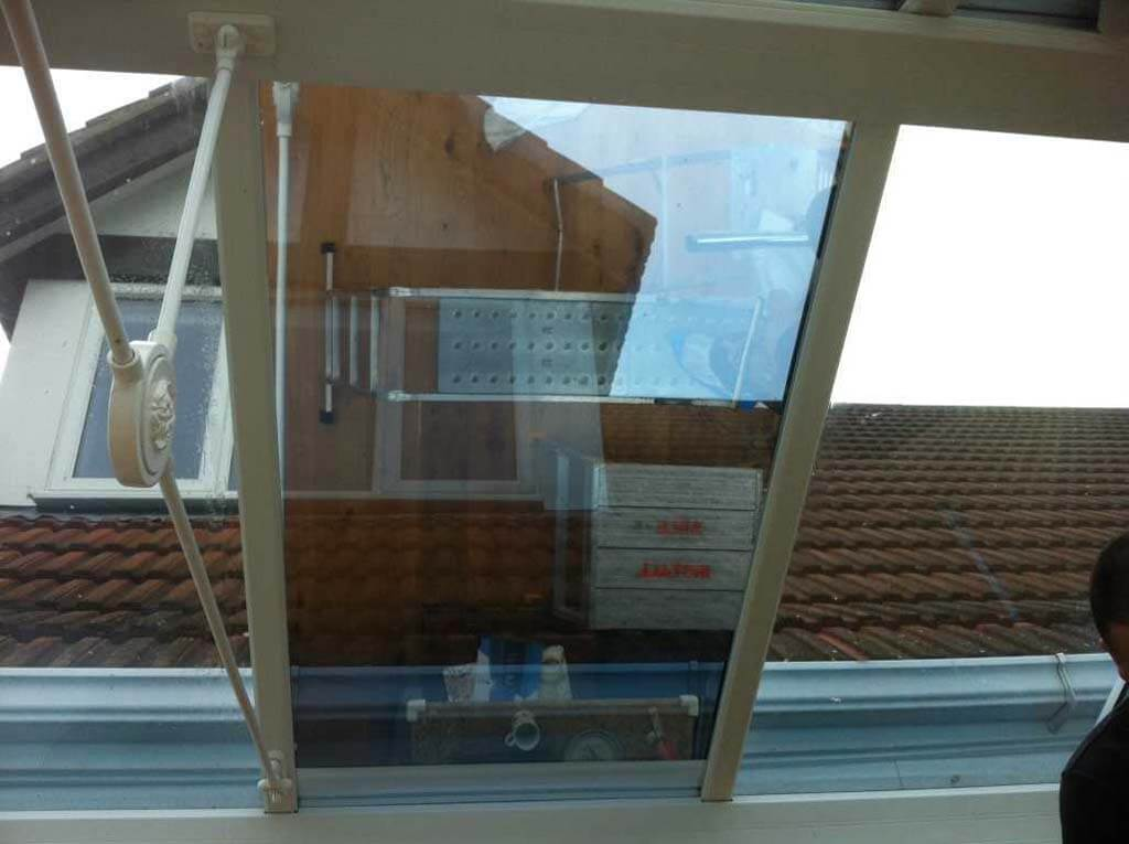 conservatory cooling window film