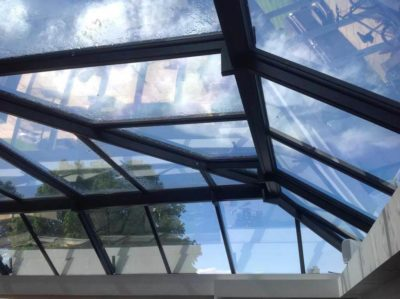 UV window film installation UK