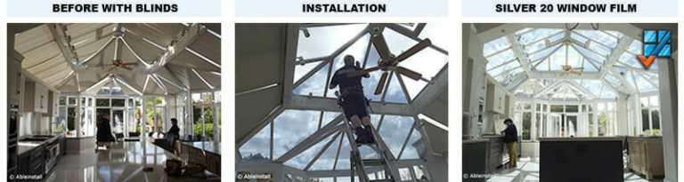 window film installation Surrey