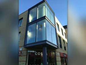 window glass privacy film