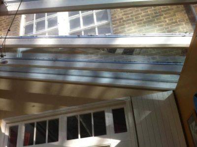 solar reflective film for windows
