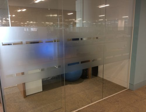 Case study for the design, supply and installation of a manifestation to central London location