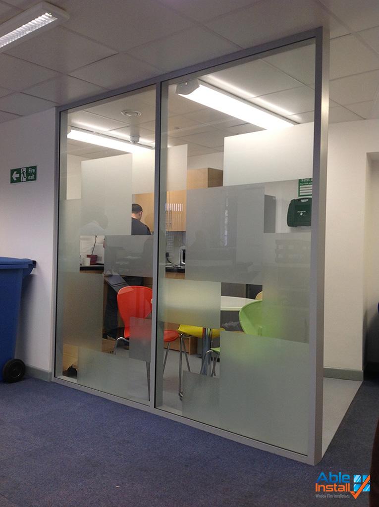 window film installation UK