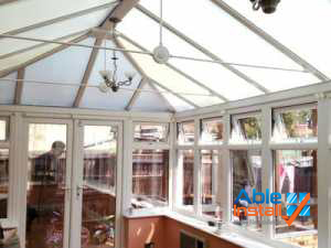 conservatory roof film London