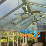 conservatory cooling film UK